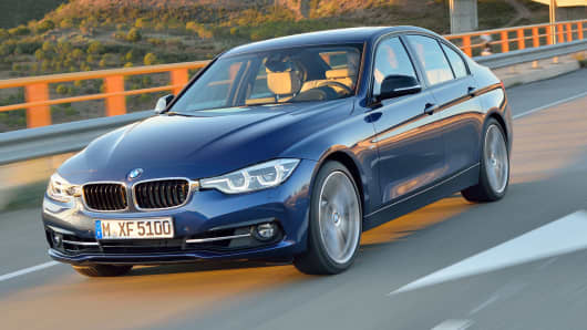 BMW Reportedly Plans To Introduce An Allelectric Series Sedan - All bmw