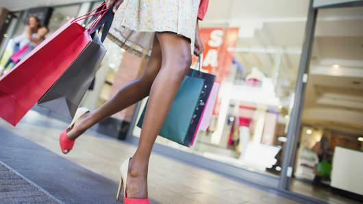 Cramer: Biggest victim of mall shopping decline