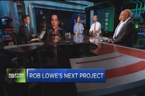 Rob Lowe talks next project after DirecTV campaign ends
