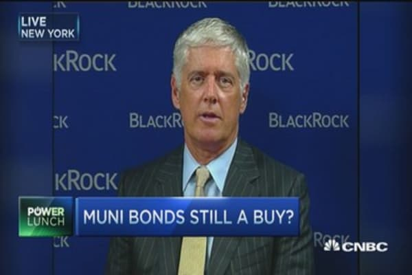 Muni bonds still a buy?
