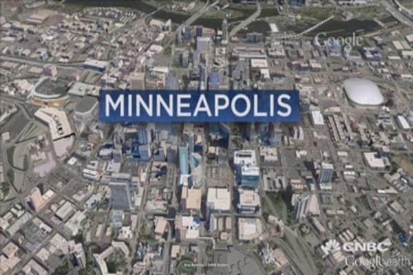 Minneapolis Power House