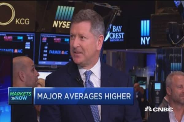 Pro expects volatility going forward