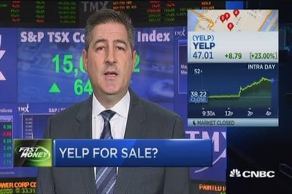 Yahoo should not buy Yelp: Pro