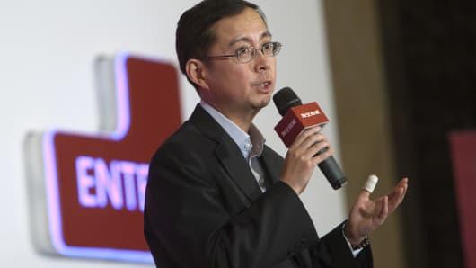 Incoming Alibaba CEO Daniel Zhang