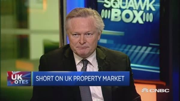 Tory win to stabilize property market?