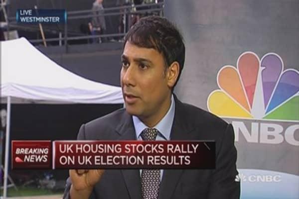 Positive market reaction to UK election short-lived: Pro