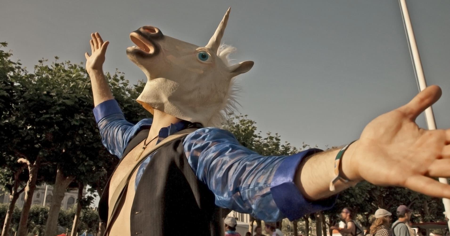 Blue apron unicorn - Blue Apron Unicorn 76