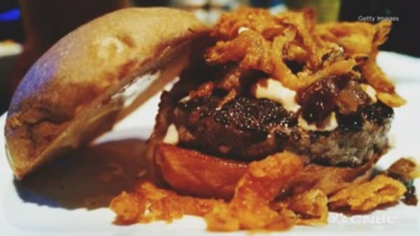 Banner year for burgers