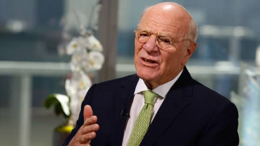 Barry Diller, Chairman and Senior Executive of IAC/InterActiveCorp and Expedia, Inc.