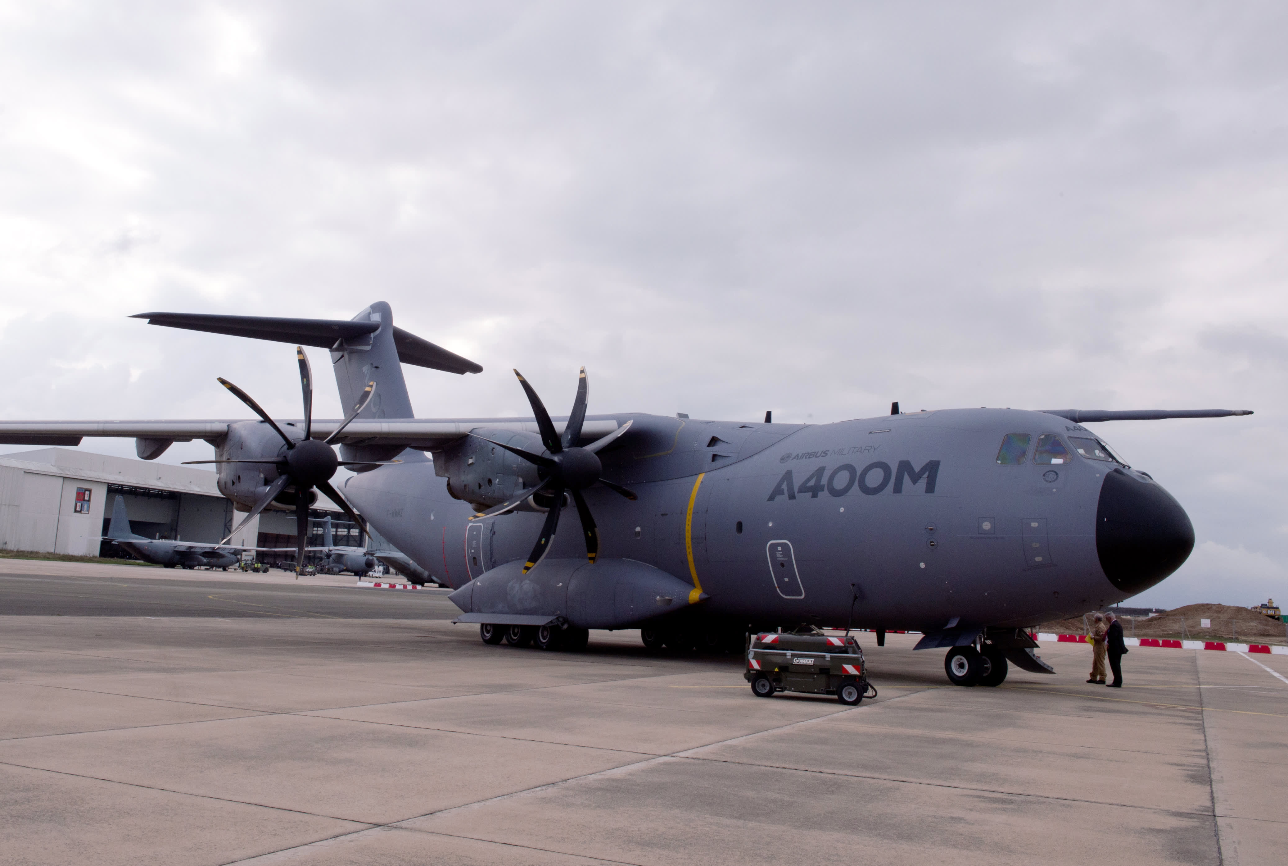 Airbus Group H1 Profit Rises Takes New A400m Charge