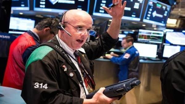 Wall Street takes aim at record highs again