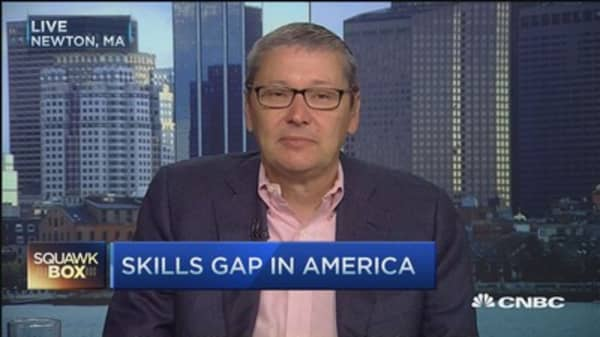 Free trade and jobs: Greg Mankiw