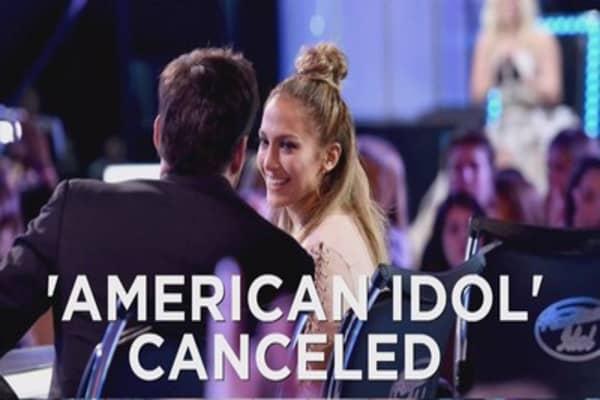 'American Idol' will end its run this season