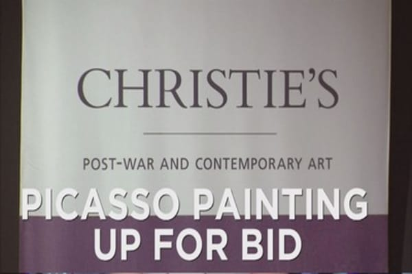 Christie's opens Spring auction season tonight