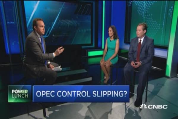 OPEC's lengthy oil prediction