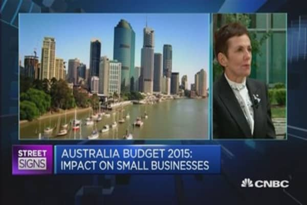 ACCI: Australian firms want a 'believable budget'