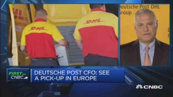 Amazon a very important customer: Deutsche Post DHL CFO