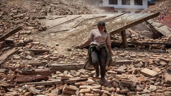 Deadly 7.3 magnitude earthquake strikes Nepal