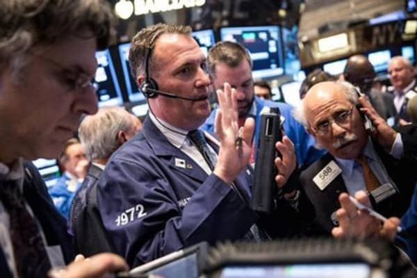 Stocks poised to tumble at open