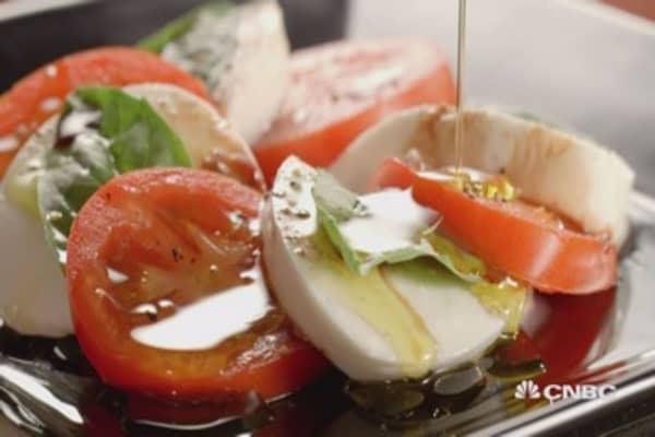 Olive oil crisis?