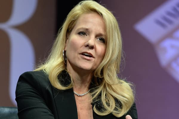Gwynne Shotwell, SpaceX COO
