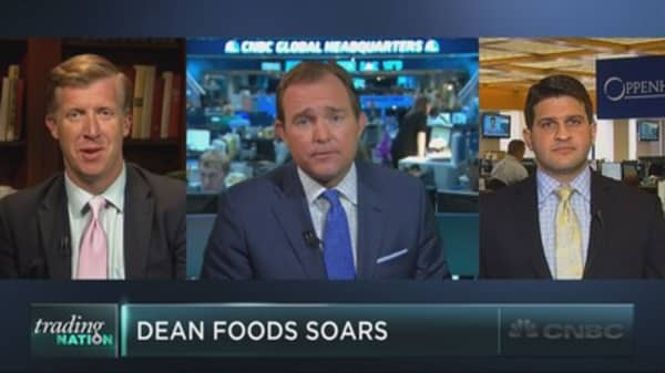 Dean Foods: Cash cow