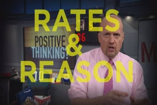 What Cramer wants you to know about rising rates