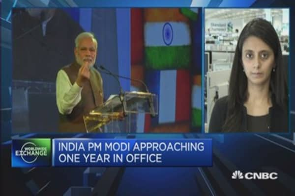 India's desire to be 'open for business'