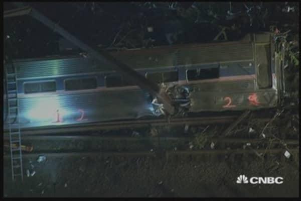 Passengers speak out after deadly Amtrak crash
