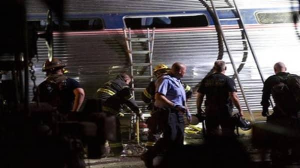 Philadelphia Amtrak crash kills 5, injures dozens