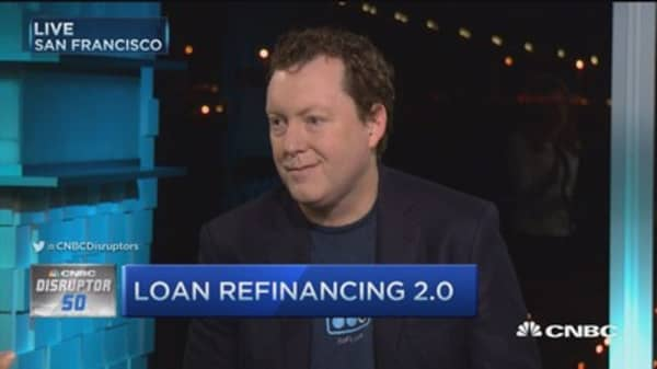 SoFi: Fixing student loan borrowing