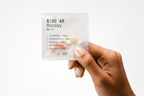 PillPack packet