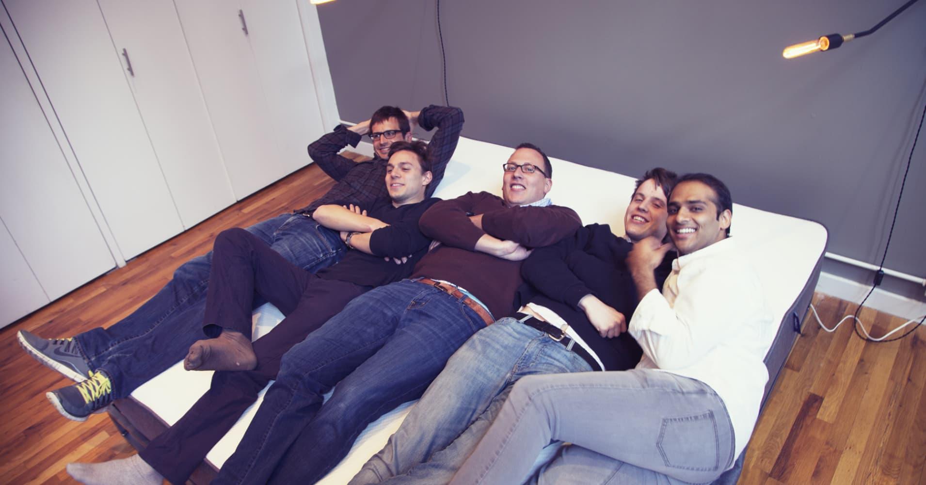 How Casper's founders went from $100,000 in debt to building a billion-dollar mattress start-up
