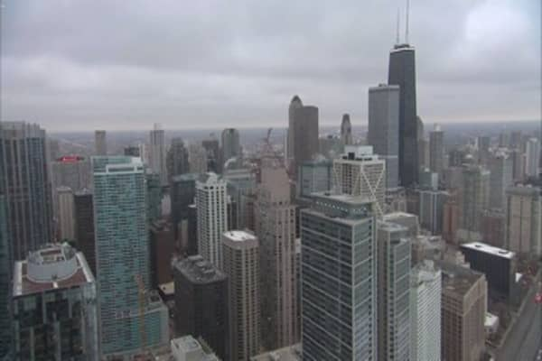 Moody's cuts Chicago credit rating to 'junk'