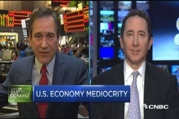 Santelli Exchange: Weak retail sales
