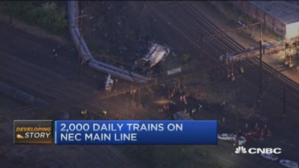 Amtrak crash black box recovered