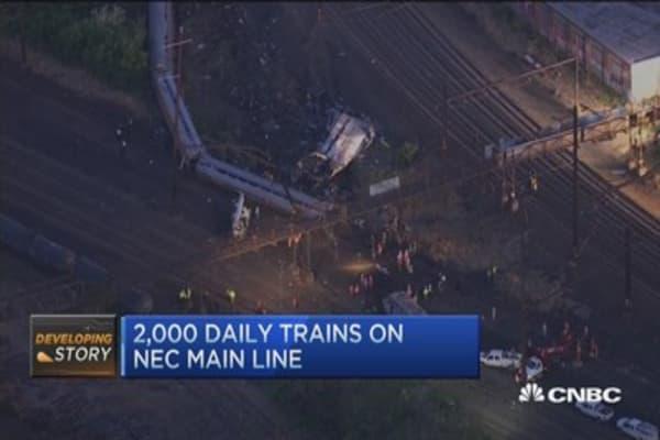 Amtrak crash black box recovered