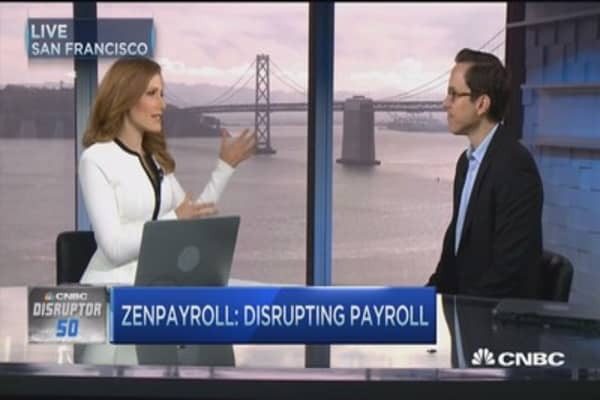Disruptor #26: ZenPayroll makes it easy