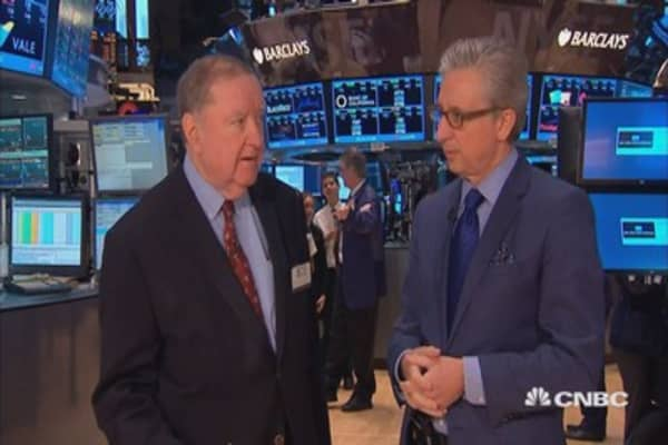 Cashin says: Markets feel thin