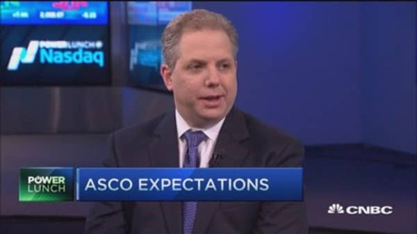 Biotech to watch ahead of ASCO