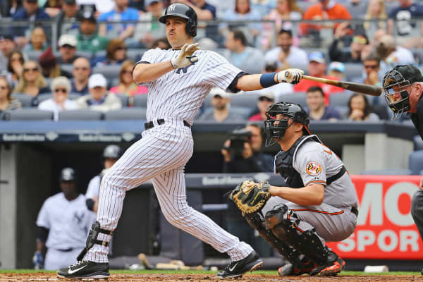 Yankee great Mark Teixeira on the 5 percent banking rule he uses to ease fears about running out of money