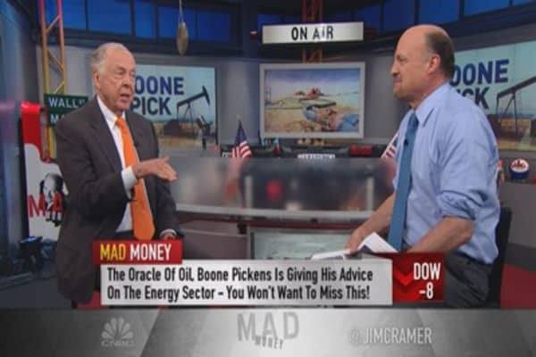 Pickens: Oil is going to recover