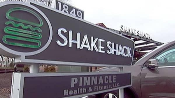 Shake Shack beats estimates