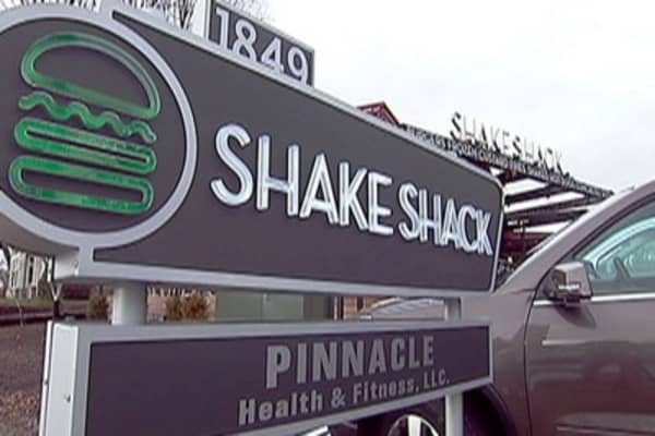 Shake Shack beats estimates