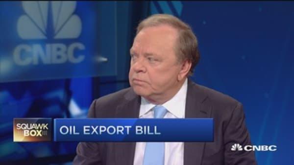 Harold Hamm: OPEC pressure opened world markets
