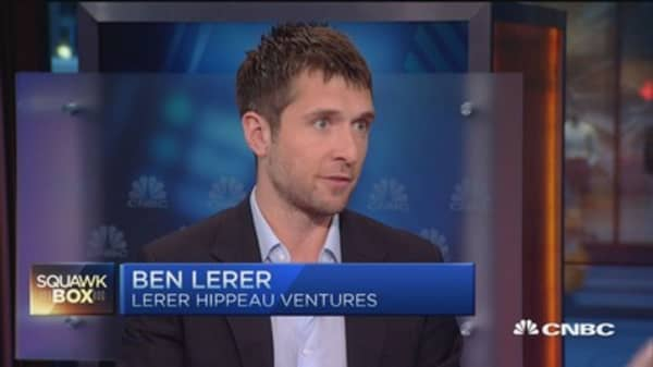 Hard to value late-stage tech: VC