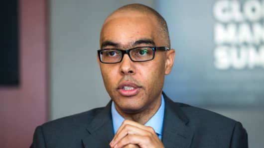 Gregory Davis, Vanguard Group's chief investment officer
