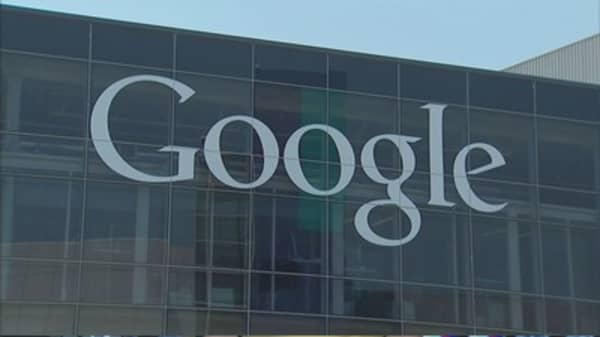 Google's 'phantom' algorithm update