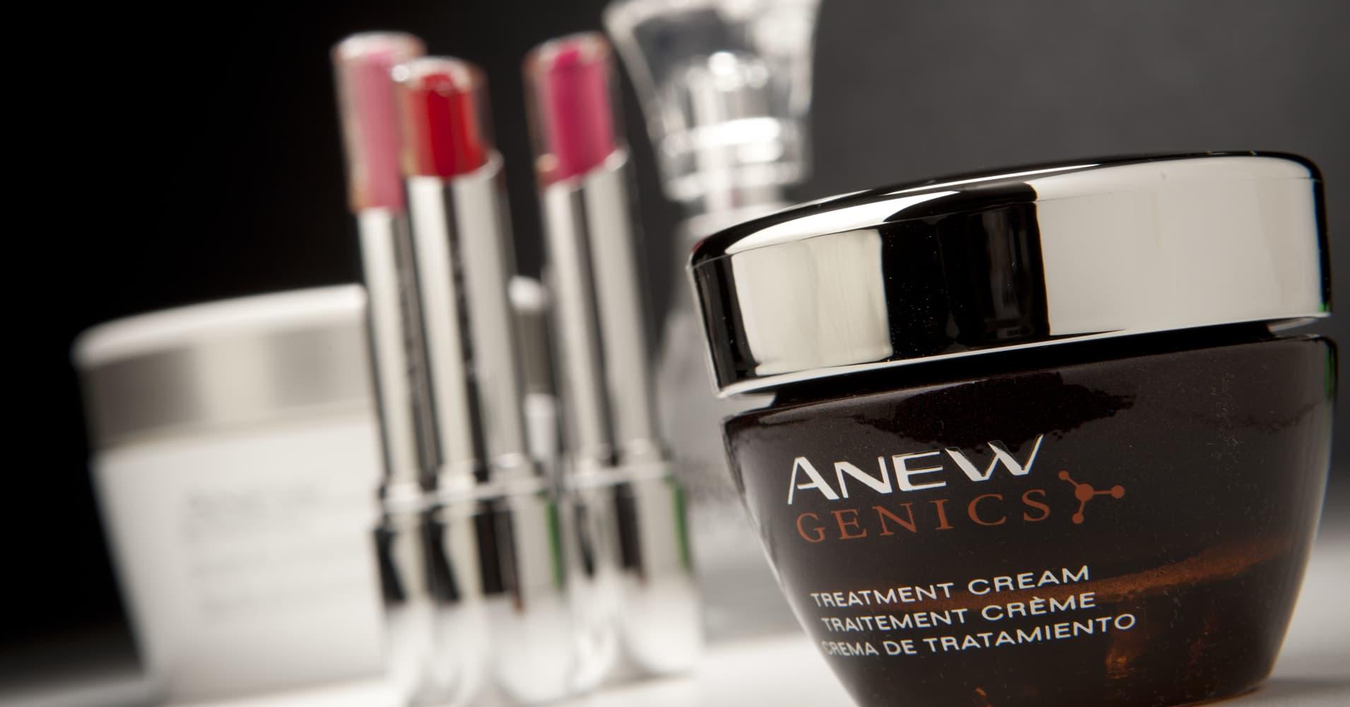 Avon company купить сумку для косметики в нижнем новгороде