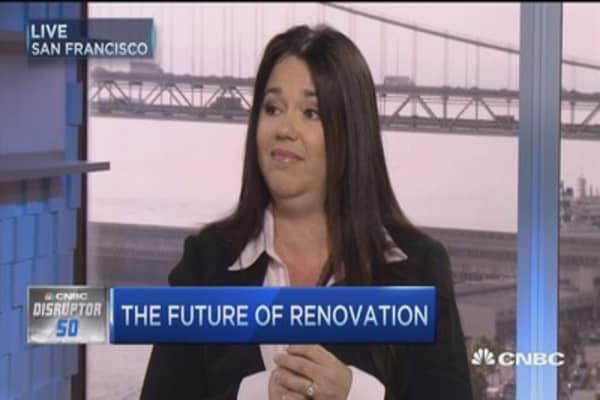 Disruptor #11: Houzz disrupts home renovation